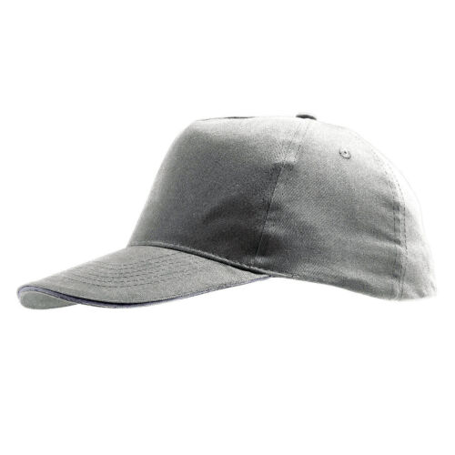 Unisex Sunny Cap Baseball 5 Panel Cotton Summer Peak Sport Adjustable Rip Hat