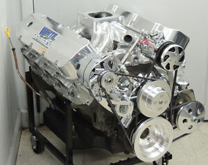 Details about BBC 565 LONG BLOCK 720HP, H-BEAM, HYD ROLLER, MAHLE PISTONS
