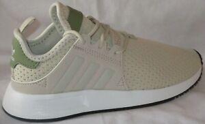 adidas Originals Boy's X_PLR J Cblack and Ftwwht Sneakers