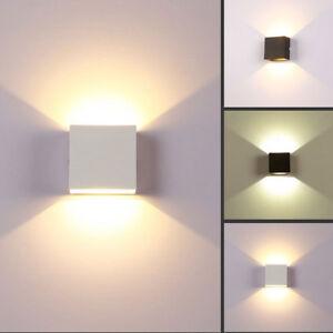 Lampada-da-Parete-Interno-Esterno-6W-Applique-da-Parete-lampade-LED-Moderno-IP20