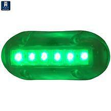 TH Marine High Intensity LED Underwater Light GREEN