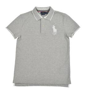 3c109e18e6830 Femmes Ralph Lauren Polo Coupe Classique Grand Poney Maille T-Shirt ...