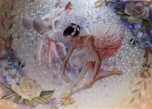 wunderschönes Schmuckkästchen, Schatulle mit Spieluhr Ballerina gold glitzer NEU