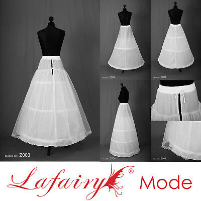 Braut-accessoires 3 Ringe Lafairy Zu Verkaufen Energisch Angebote Reifrock Petticoat Unterrock Gr.32-58 S-xxxl Mit 2 Od