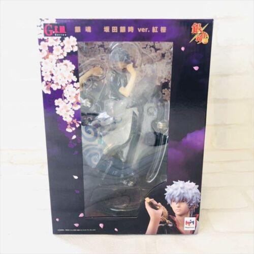 G.E.M Series Gintama Sakata Gintoki ver.Benizakura Figure Megahouse very good