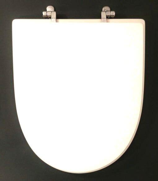 Sitz Toilettensitz Wing Hängendes für Haus Keramik Ideal Standard Weiß