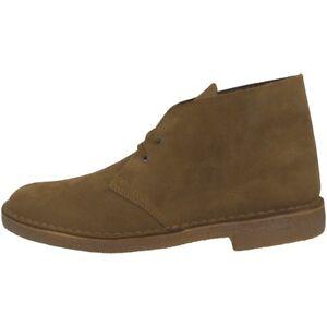 Boot Cola Suede 26138230 Con Desert Lacci Clarks Uomo Stivali Scarpe 5ZpT0