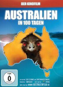 Australien-in-100-Tagen-Der-Kinofilm-DVD-neu-und-Originalverpackt