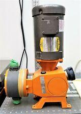 Prominent Meta 68 Gph 90 Psi Metering Dosing Pump Tested D2fl