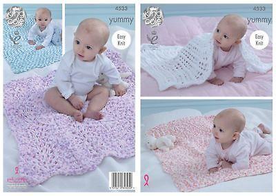 Honeydropdesigns DAISY Matinee Set PAPER KNITTING PATTERN For Reborn//Baby