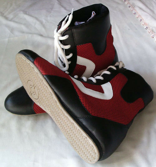 FMD BOXING BOXING BOXING Schuhe MADE OF LEATHER c12f27