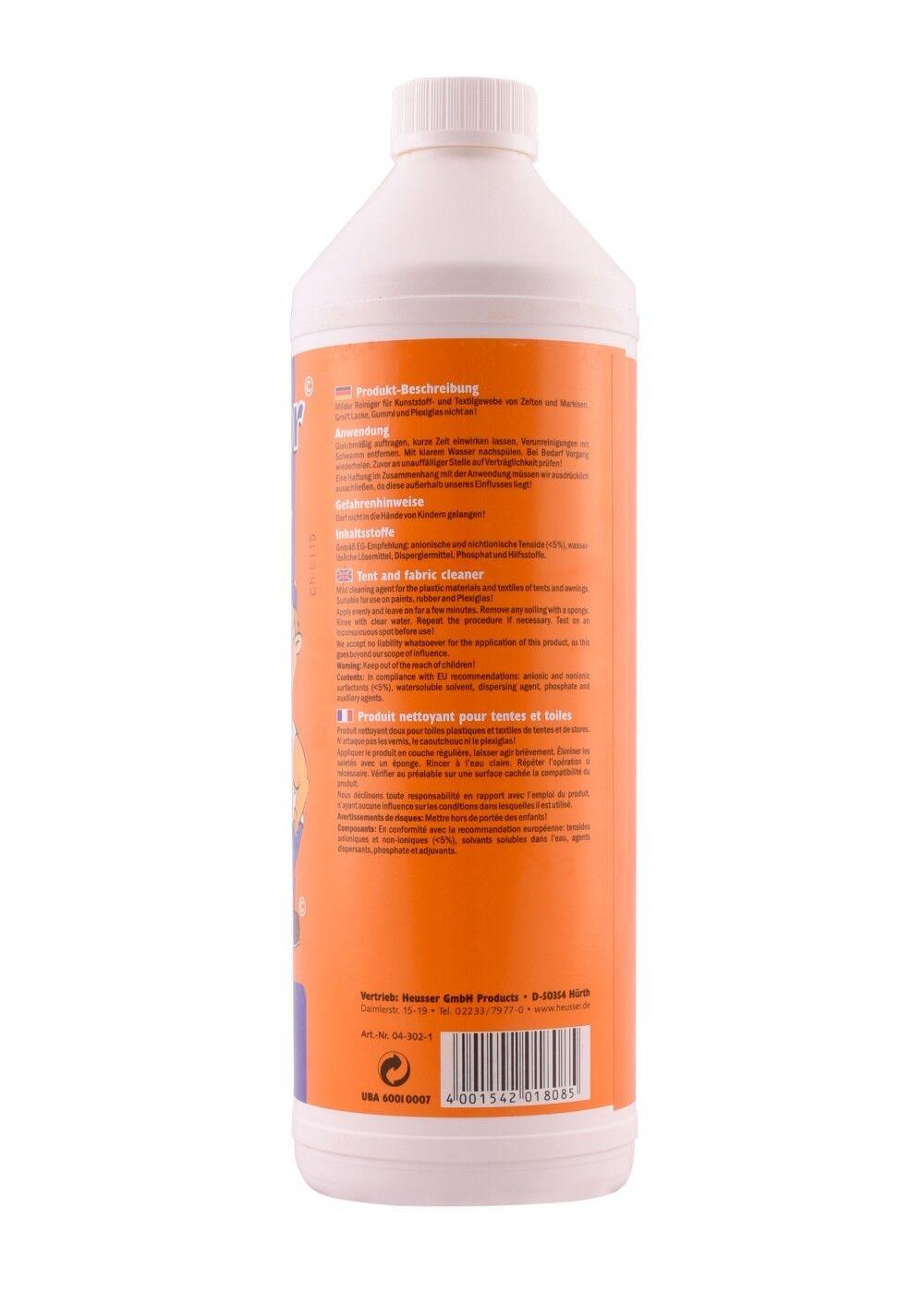 Battle Merchant Outdoor zeltreiniger zeltreiniger zeltreiniger Tissu Nettoyant 1 L Nettoyeur Textile 8a88ff