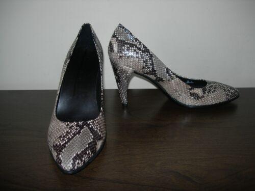 efecto de 41 5 Danish piel de mujer Zapatos Unido corte Design Reino cuero de Ecco 7 UE para serpiente xPASn01wwg