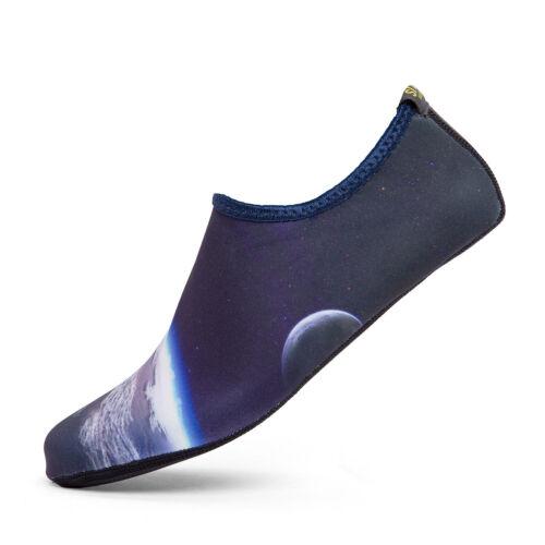 Mens Water Shoes Barefoot Aqua Socks Quick-Dry Beach Swim Gym Sports Exercise