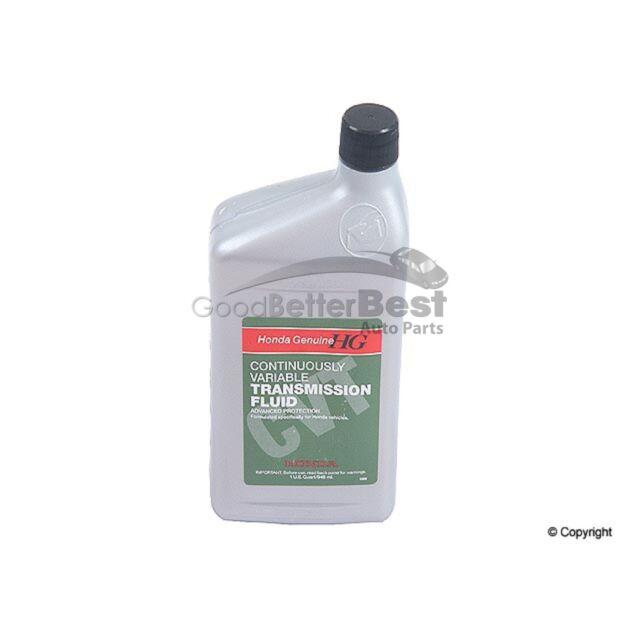 Honda OEM 08200-9006 CVT Transmission Fluid 1 Qt  for sale online | eBay
