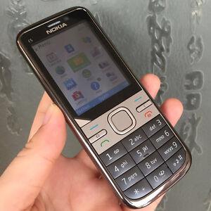 Nokia-C5-00-Movil-Absoluto-Flamante-Estado-Simplemente-Perfecto-y-Original