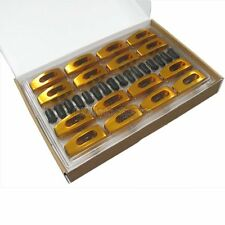 New 172 716 Aluminum Roller Rocker Arms For Sb Chevy Sbc 283 327 350 400