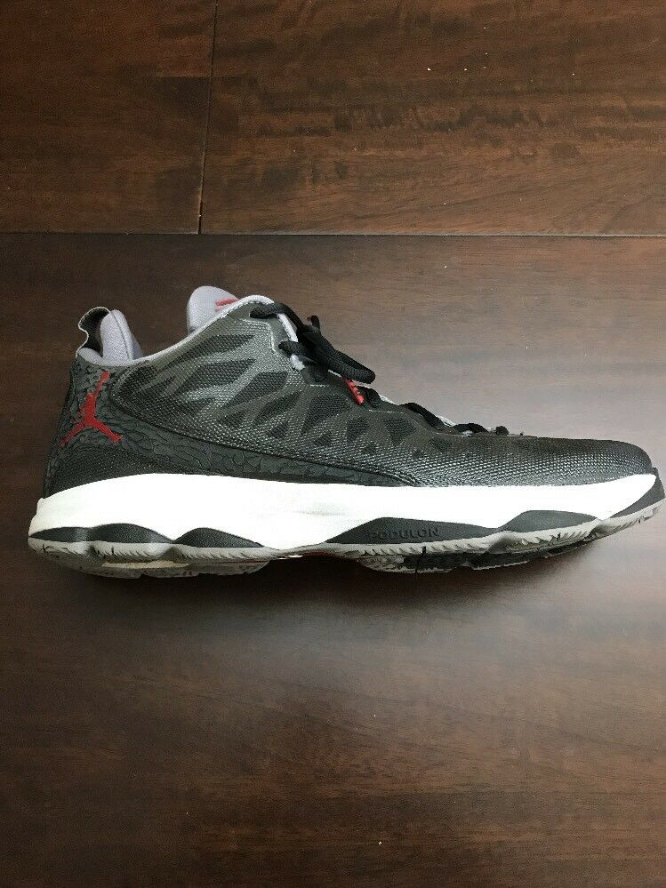AIR JORDAN CP3 CP Cement Grey VI 6 Sz 12 Wild casual shoes