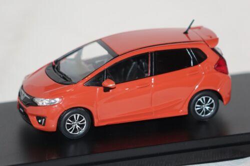 HONDA JAZZ 2015 Orange 1:43 PremiumX NUOVO /& OVP prd496