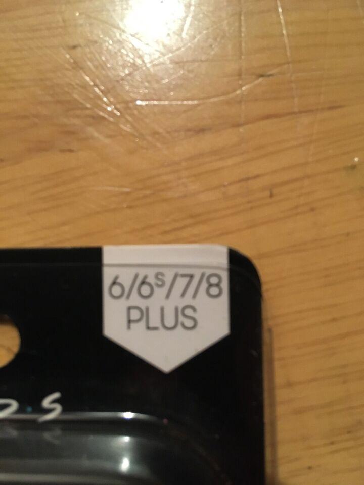 Cover, t. iPhone, 6/6s/7/8 plus