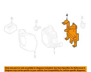Groovy Porsche Oem 11 14 Cayenne 4 8L V8 Cruise Control System Sensor Cover Wiring Cloud Nuvitbieswglorg