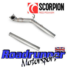 Scorpion Golf GTI MK5 Edition 30 Decat Downpipe Exhaust Removes Cat - Fits To OE