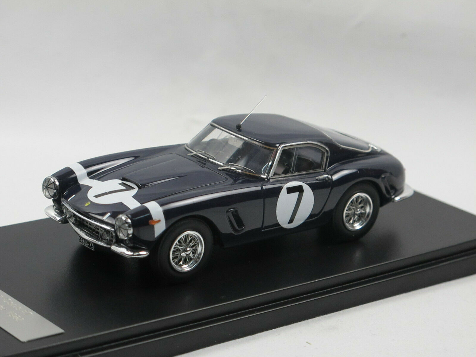 Matrice FERRARI 250 GT SWB Winner RAC TOURIST TROPHY 1960 Stirling Moss  7 1 43