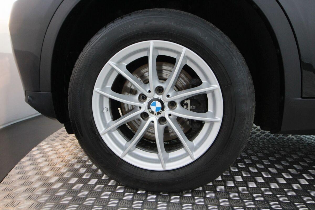 BMW X3 2,0 sDrive18d aut.