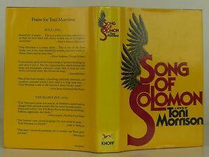 song of solomon toni