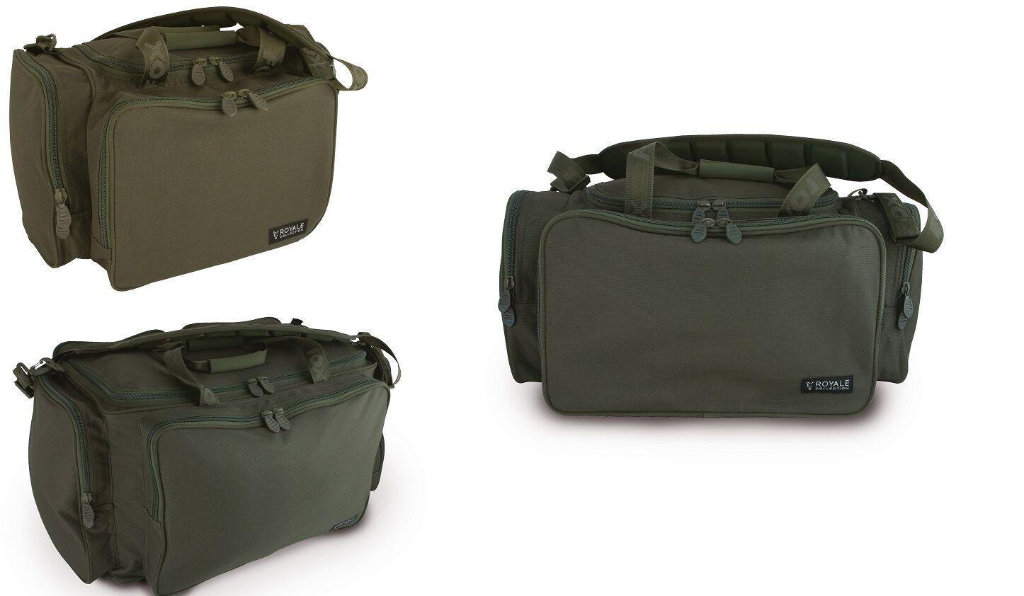 Fox Royale Carryall Tasche Angeltasche Bag  Karpfentasche Zubehörtasche  fashion mall