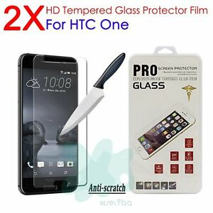2X-Real-Tempered-Glass-Screen-Protector-Protection-Guard-Film-for-HTC-A9-E9-S9