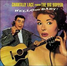 Big Bopper: Chantilly Lace  Audio Cassette