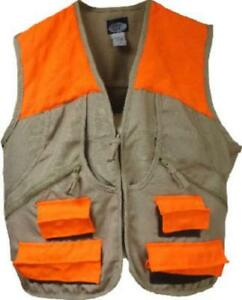 WFS-World-Famous-Upland-Game-Vest-Orange-Tan-X-Large-UGV-3