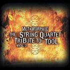 Metamorphic: The String Quartet Tribute to Tool, Vol. 2 by Vitamin String Quartet (CD, Aug-2003, Vitamin Records (USA))