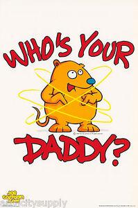 Lot Of 2 Posters Comical Who S Your Daddy Joe Cartoon 4000 Lp57 L Ebay Polls & surveys · 1 decade ago. ebay
