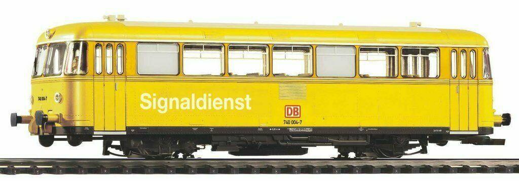 Piko 52728 Ferrobús Br 798 Signaldienstwagen Dbag EP V Posible Digital
