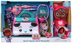Doc Mcstuffins Pet Rescue Doctor S Bag Set With Lil