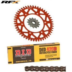 KTM-SX-65-2010-2011-2012-DID-CHAIN-amp-RFX-FRONT-amp-REAR-SPROCKET-KIT-COMBO-14T-48T