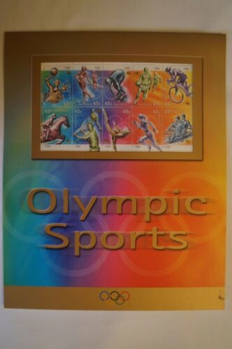 Olympic Games Collectable Sydney 2000 Olympic Games Stamp Pack Sealed