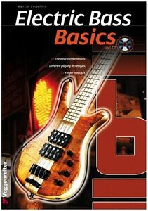 Image Is Loading ELECTRIC BASS BASICS Learn To Play EASY Beginner