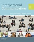 Interpersonal Communication by Sarah Trenholm, Arthur Jensen (Paperback / softback, 2011)