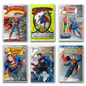2018-Niue-5-gram-Silver-Superman-80th-Anniversary-Six-Note-Collection