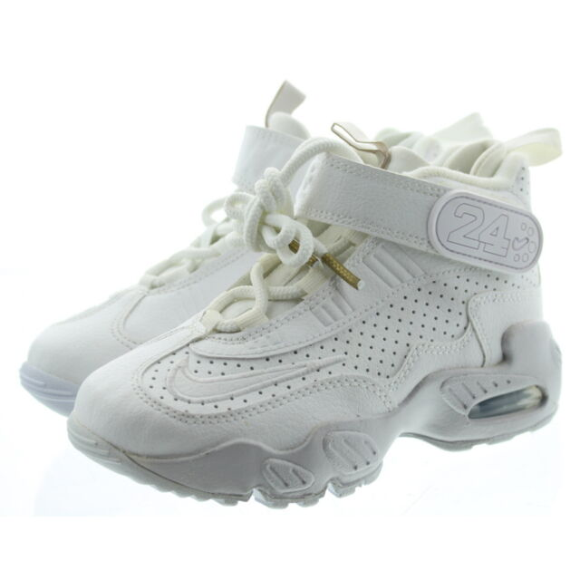 454fc13beb Nike 437355 Kids Youth Boys Girls Air Griffey Max 1 PS Basketball Shoes  Sneakers