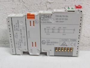 Wago I/O 750-504 4 DO 24V DC 0.5A 4-Kanal Digital Ausgangsklemme