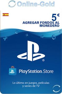 PlayStation-PSN-Tarjeta-Prepago-5-5-Euro-Sony-PS3-PS4-PS-Vita-Codigo-ES