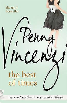1 of 1 - The Best of Times by Penny Vincenzi Medium Paperback 20% Bulk Book Discount