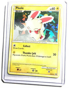 PLUSLE-HGSS16-Black-Star-Promo-Holo-Pokemon-Card-NM
