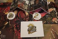 Shadow Warrior 2 POLISH SPECIAL EDITION ARTBOOK + STICKERS + 2 POSTERS