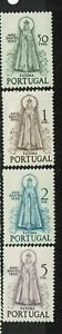 Portugal-SC-717-720-Mint-Hinged-Hinge-Remnants-see-notes-S6716