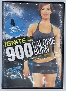 Ignite by Spri: 900 Calorie Burn (DVD, 2014)